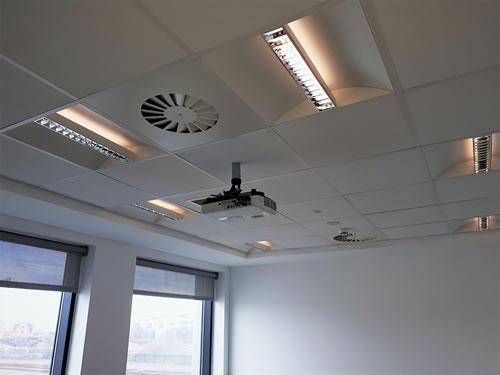 metal ceiling installer