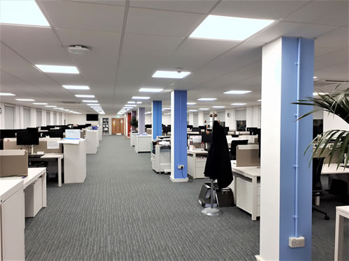 wall partitions nottingham